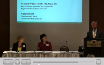 Live Recording:  CNO Panel Discussion at DFW HIMMS Event
